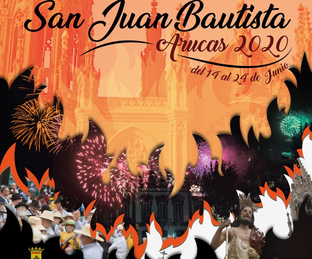 FIESTAS DE SAN JUAN 2020 | Arucas