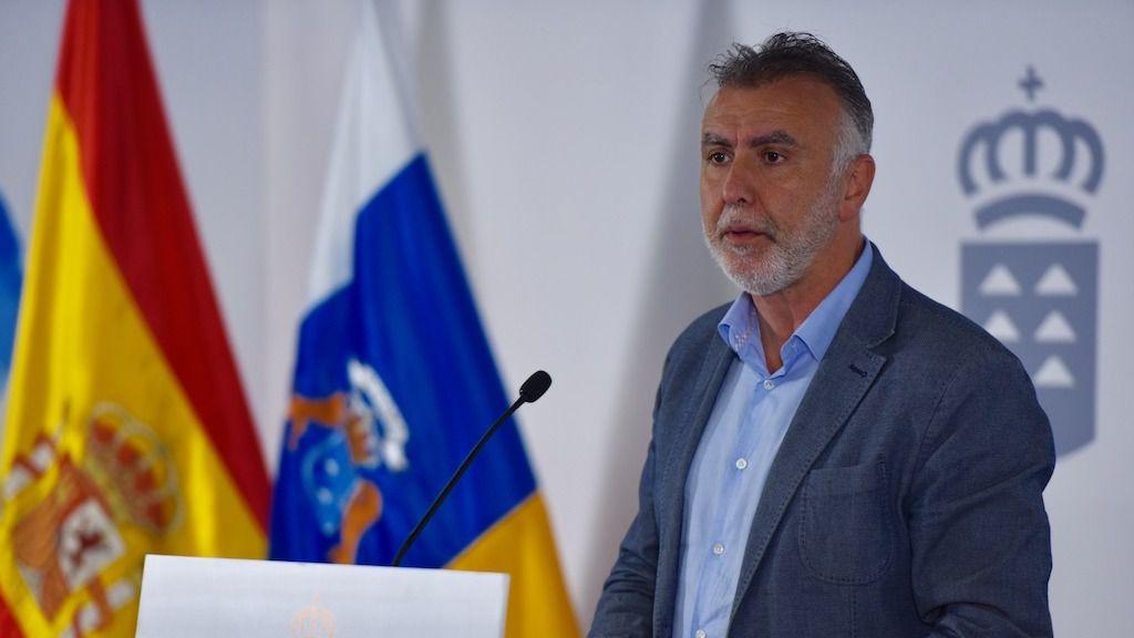 GOBIERNO DE CANARIAS   Presidencia del gobierno