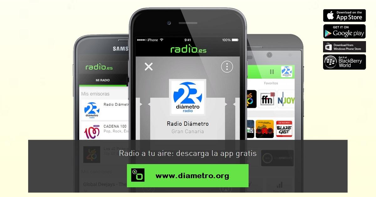RADIO.ES | Desgarga y escucha Radio Diametro