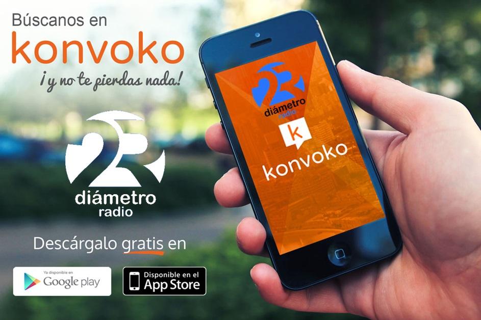 KONVOKO | Aplicacion movil diametro digital