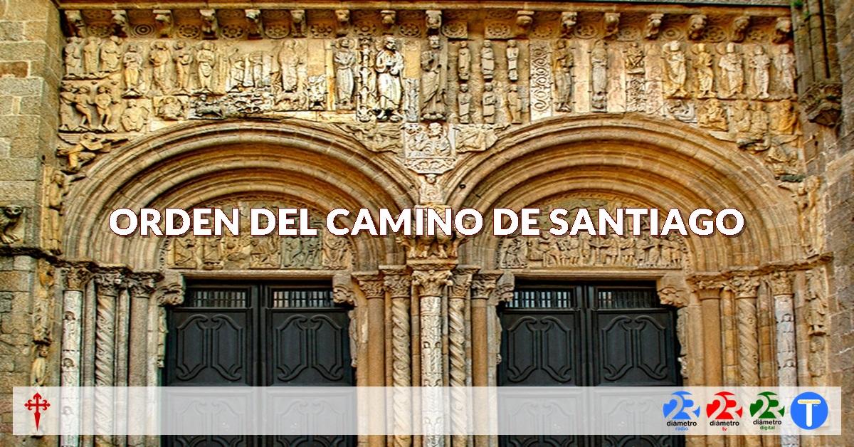 El grupo de comunicaciones  DIAMETRO alcanza un acuerdo de colaboracion con la ORDEN DEL CAMINO DE SANTIAGO .