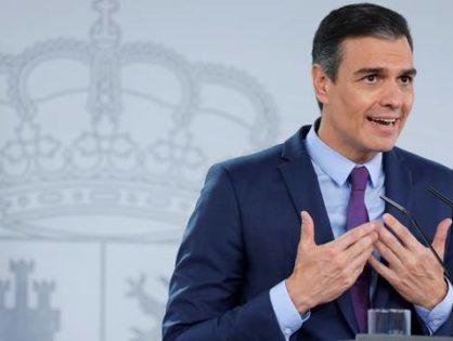 Pedro Sánchez preside hoy la reunión del comité de seguimiento del Covid