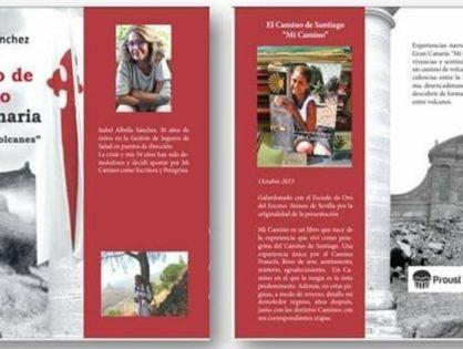 EL CAMINO DE SANTIAGO DE GRAN CANARIA | Isabel Albella Sanchez