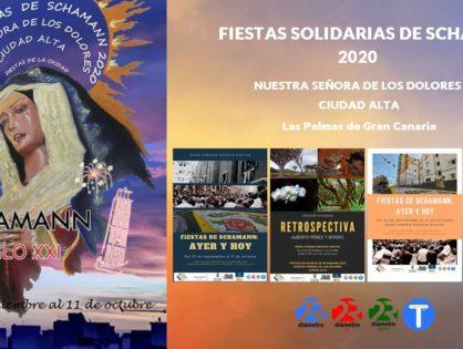 LOS DOLORES 2020 | Schaman - Ciudad Alta