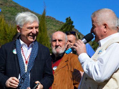 La ORDEN DEL CAMINO DE SANTIAGO y el grupo de comunicación DIAMETRO fírman un convenio de colaboración.