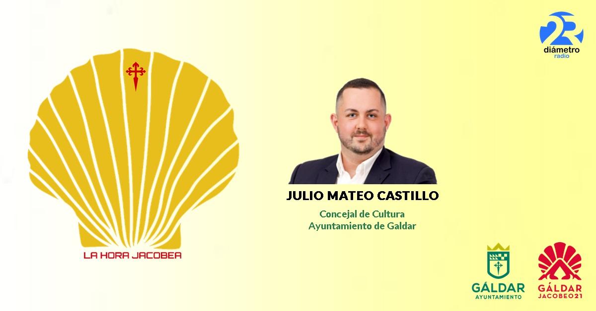 LA HORA JACOBEA | Julio Mateo Castillo