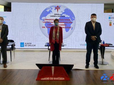 """CONGRESO INTERNACIONAL sobre """"Las Rutas de Peregrinación como impulsoras del Turismo Global"""""""