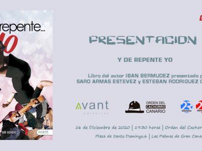 Y DE REPENTE YO | Iban Bermudez