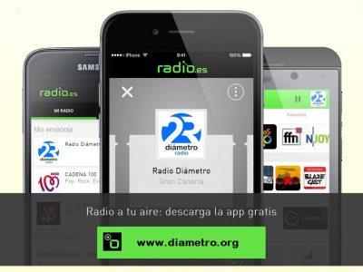 Radio Diametro | Un poco mas global