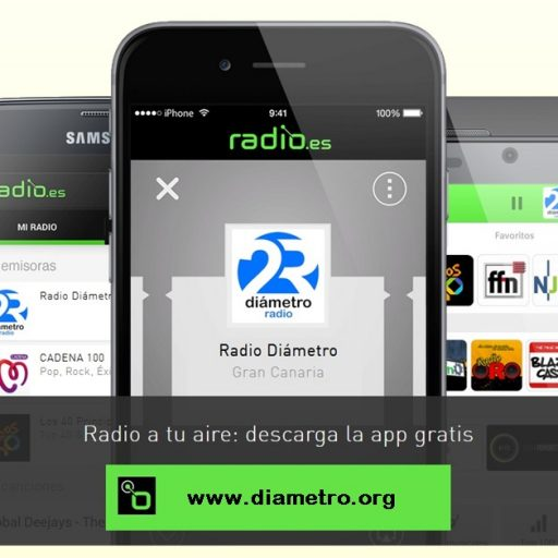 Radio Diametro | Un poco mas global