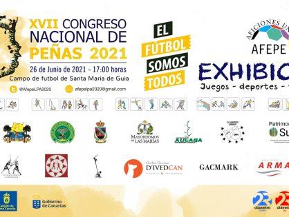 XVII CONGRESO NACIONAL DE PEÑAS 2021