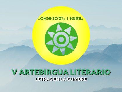 V ARTEBIRGUA LITERARIO | Letras en la Cumbre