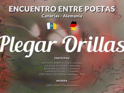 PLEGAR ORILLAS   Encuentro entre poetas